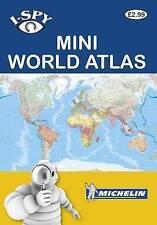 Michelin i-spy Mini World Atlas  book  P/Back