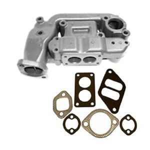 A4640R A5751R Intake & Exhaust Manifold w/ Gaskets Fits John Deere Tractor 60