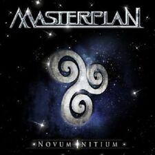 Master Plan-Novum Initium CD 11 TRACKS HARD & HEAVY/POWER METAL NEUF