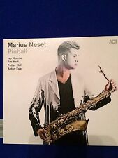 NEW Marius Neset Pinball Promotional CD Jazz 2015