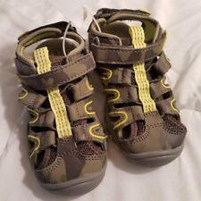 Toddler Boys' Afton Hiking Sandals - Cat & Jack, Camo, 9