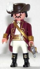 Mosquetero ORO marrón playmobil ZU D´ARTAGNAN + Die 3 REY GUARDIA 1494