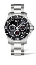 Longines HydroConquest automatic chronograph mens watch L37444566