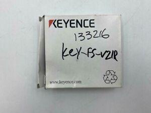 Keyence FS-V21R Dual Digital Fiber Sensor (Lot of 6)