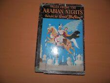 Enid Blyton Tales from the Arabian Nights Latimer House Hardback Jacket