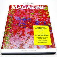 CHRISTIE'S MAGAZINE Sept-Oct 2019 POST-WAR &CONTEMPORARY ART LONDON Lucian Freud