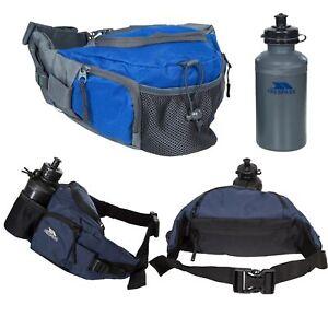 Trespass Vasp Waist Bum Bag Running Jogging Pouch Hip Belt 0.5 L Water Bottle