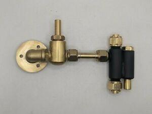 "4"" Scale Burrell/Foster/Garrett etc Traction Engine Water Valve Kit"