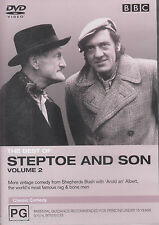STEPTOE and SON Best Of - Volume 2 DVD R4 PAL - New