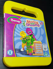 Barney - Moving And Grooving (DVD)