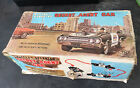 Vintage 1950's Tin Plate Nomura Battery Operated Secret Agent Car Empty Box Only