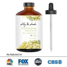 Lily & Lush XL Frankincense Aromatherapy Essential Oil (4 oz) w/Glass Dropper