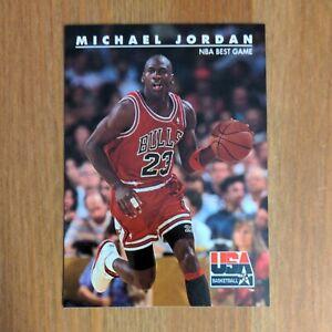 Michael Jordan 1992 SkyBox USA Basketball #40