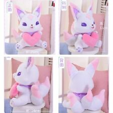 League of Legends LOL Ahri the Nine Tailed Fox Cosplay Doll Anime Plush Doll Toy