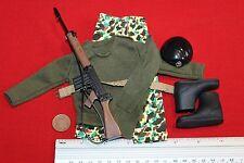 Action MAN 40th ultima questione Soldato Uniforme CB28932