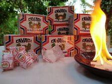Cavadi Refined Camphor Tablets Karpooram flammable strong aroma free shipping