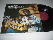 (3881) Albert C. Humphrey & His Backyard Bluesband - Signiert -
