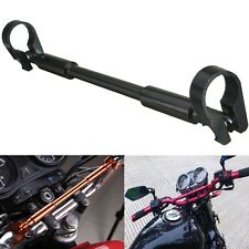 7/8″ 22mm Universal Motor Dirt Bike Motorcycle Handlebar Brace & Clamp Set Black