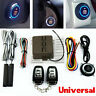 8Pcs Car Security Alarm Start System Smart Key Passive Keyless Entry Push Button