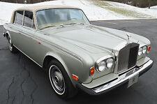 1978 Rolls-Royce Silver Shadow - Wraith II