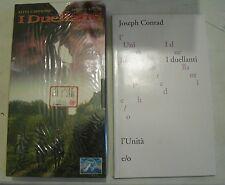 i DUELLANTI Libro + VHS Joseph Conrad Ridley Scott Harvey Keitel K. Carradine