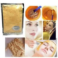 de la peau whitening enlevez le masque or 24k collagène masque en poudre spa