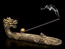 räucherstächenhalter - Feng Shui Dragon - Deco Lucky Dragon Harmony Aroma