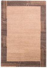 Tapis fibres naturelles pour le couloir en 100% laine