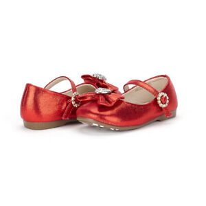 DREAM PAIRS Kids Girls Toddlers Casual Mary Jane Flats Shoes Princess Dress
