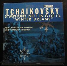 Tchaikovsky, Hans Swarowsky - Symphony No. 1 In G Winter Dreams LP VG+ Mono 1st