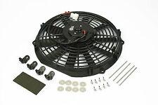 """Stoney Racing eléctrica 12"""" 120W tipo tirar Radiador Ventilador De Refrigeración Universal 12v"""