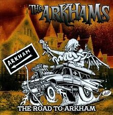 Arkhams: The Road to Arkham NEW CD psychobilly