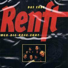 """""""Renft - Wer die Rose ehrt"""" - CD NEU Beste Hits """"Cäsars Blues - Der Apfeltraum"""""""