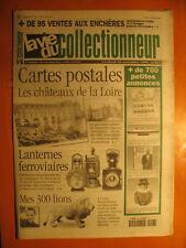 La vie du collectionneur 247-20/11/1998-Lanternes ferroviaires-Mes 300 lions