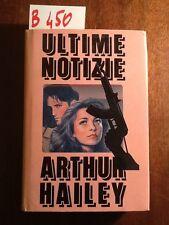 ULTIME NOTIZIE - HAILEY - CLUB DEGLI EDITORI - 1990