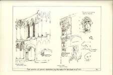 1882 Walsoken Church Norfolk Deshon Lohr Artwork