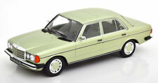 1:18 KK-Scale Mercedes 280E W123 1977 lightgreen-metallic
