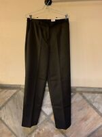 NWT LIZ BAKER Womens Petite Size 12P Brown Dress Pants