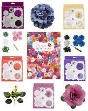 Craft Buddy Forever Flowerz Flower Making Kits ~ Craft Flower Embellishments