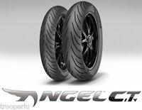 Pirelli Angel City Front Motorcycle Tyre 80/100-17 TL Commuter Cross #61-258-07