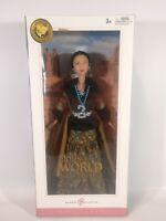 "Dolls of the World ""Princess of the Navajo"" 2004 Mattel Barbie  NEW NRFB"