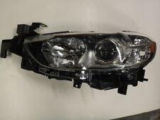 Genuine Mazda 6 Drivers Side Composite Headlamp GMP2-51-0L0