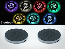 LED ILLUMINATING CUP COASTER 86 USB CHARGED For 2012-up Scion FRS & Toyota GT86