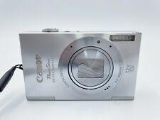 Canon PowerShot ELPH 520 HS 10.1MP Digital Photo,1080P HD Video/Audio No Charger