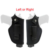 New Tactical Universal Right Left Hand Pistol Holster Concealed Carry Gun Holder