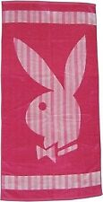 Playboy Strandlaken Classic Stripe Pink NEU&OVP 100 cm x 180 cm 405245