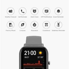 Amazfit GTS  GPS WiFi Heart Rate, Fitness & Smart Watch - Obsidian Black
