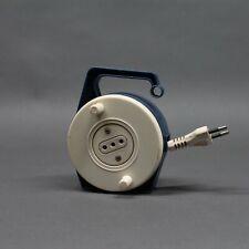 Enrouleur de cable vintage années 70 - 5 mètres - valex - 220 V