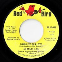 The Shangri-Las - Long Live Our Love / Sophisticated Boom Boom - 45 RPM