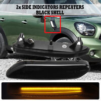 2x LED Side Lights Repeater Indicator Bulbs For Mini Cooper R60/R61 Countryman
